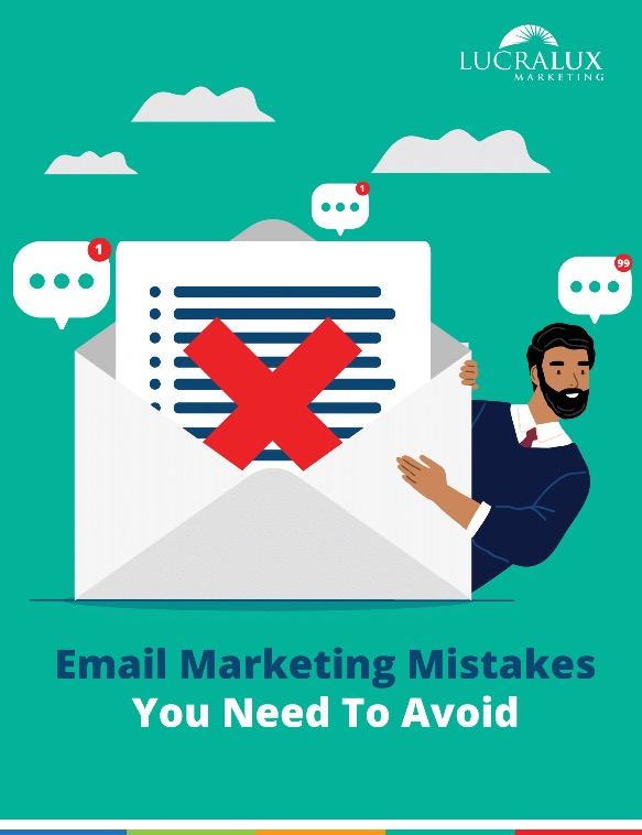 email marketing mistakes you might be making