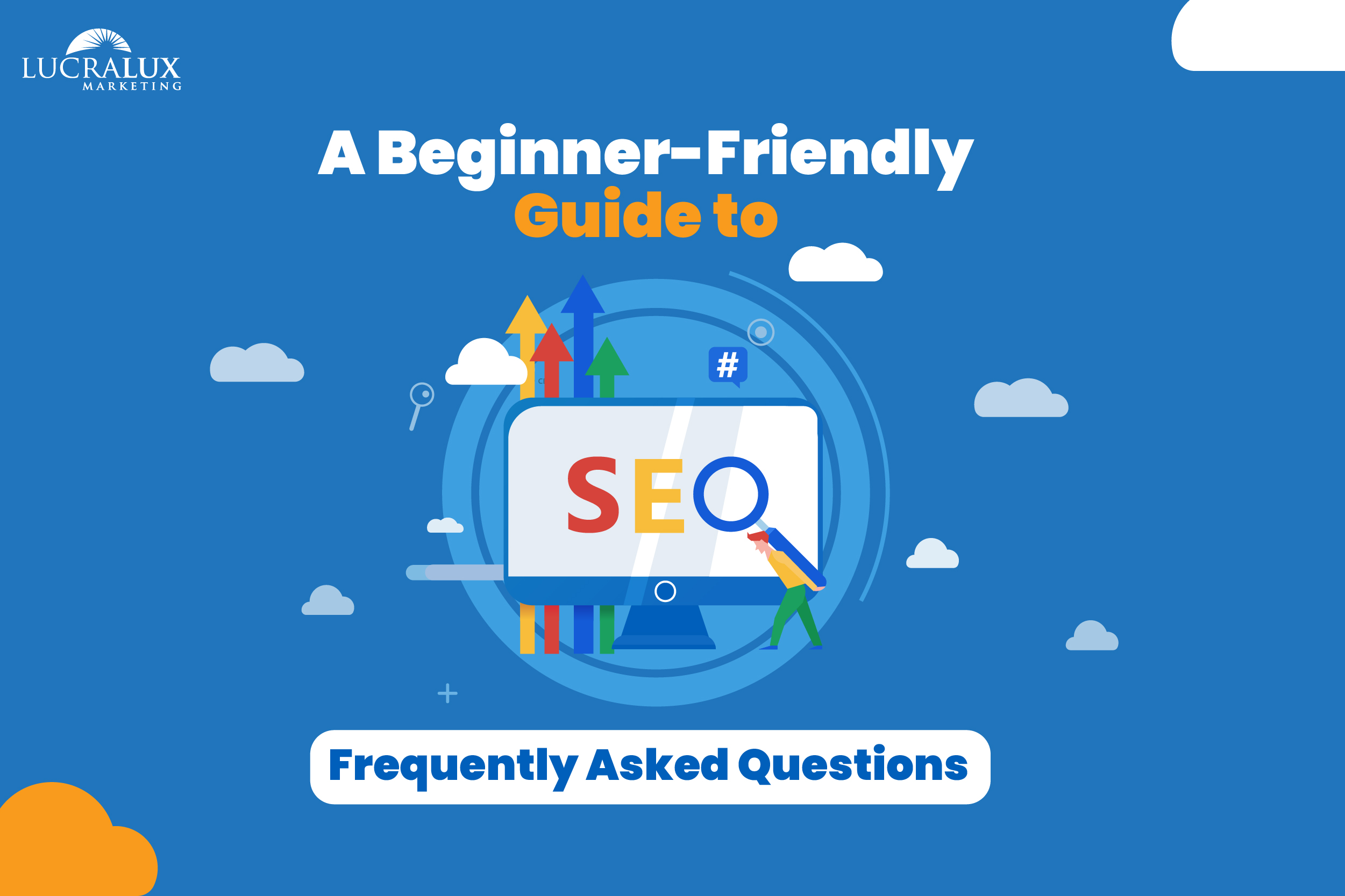 Frequently asked questions about Search Engine Optimisation (SEO)